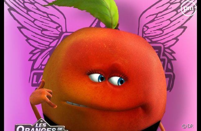 """""""T'es un fruit et t'as pas de pépins ?! Non mais à l'eau quoi !!"""". La parodie de Nabilla par la marque Oasis."""