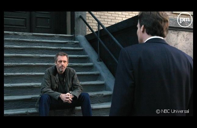 """""""Dr House"""" a fait ses adieux sur TF1"""