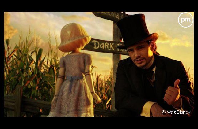 """""""Le Monde fantastique d'Oz"""" démarre en tête du box-office"""