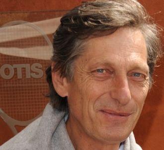 Nicolas de Tavernost à Roland Garros en 2011