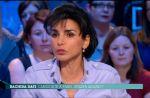 """Rachida Dati à Michel Denisot : """"Vous vous en foutez de ce que je raconte ?"""""""