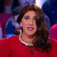 Elie Semoun vient présenter la météo de Canal+ déguisé en femme