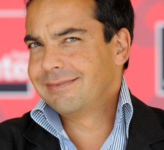 Patrick Cohen, anchorman de la matinale de France Inter.