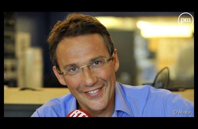 Hors matinale, C'est Julien Courbet qui est l'animateur le plus écouté de la bande FM.
