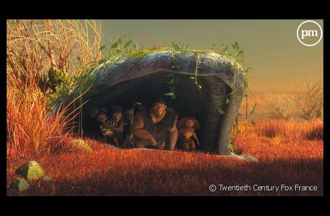 """DreamWorks prépare une suite des """"Croods"""""""