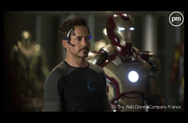 """""""Iron Man 3"""" réalise le meilleur premier jour de 2013"""