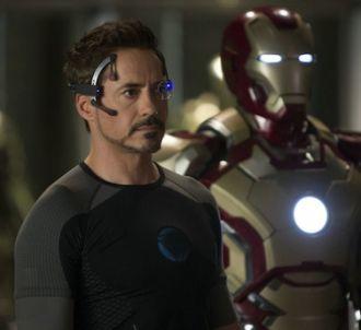 'Iron Man 3' réalise le meilleur premier jour de 2013