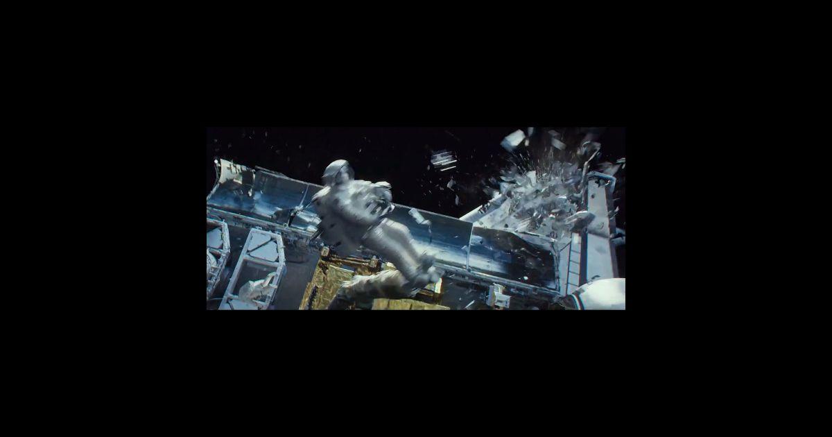 Bande annonce sandra bullock perdue dans l 39 espace dans - Harry potter et les portes du temps bande annonce ...