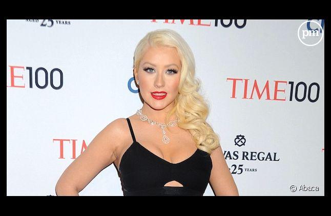 """Christina Aguilera de retour pour la saison 5 de """"The Voice"""" US"""