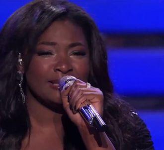 Candice Glover, gagnante d''American Idol' 2013, chante...