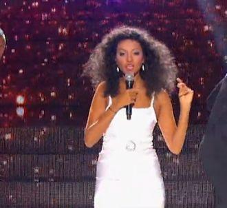 Karine Le Marchand se transforme en Diana Ross dans 'Un...