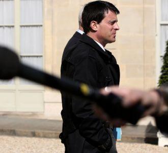 Manuel Valls, ministre de l'Intérieur, gère bien sa...