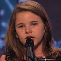 Anna Christine, 10 ans, bluffe le jury d'