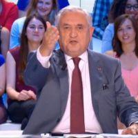 Zapping : Jean-Pierre Raffarin prend la place de Michel Denisot au