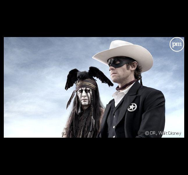 """""""Lone Ranger"""" démarre mal aux Etats-Unis"""