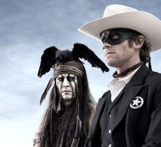 'Lone Ranger' démarre mal aux Etats-Unis