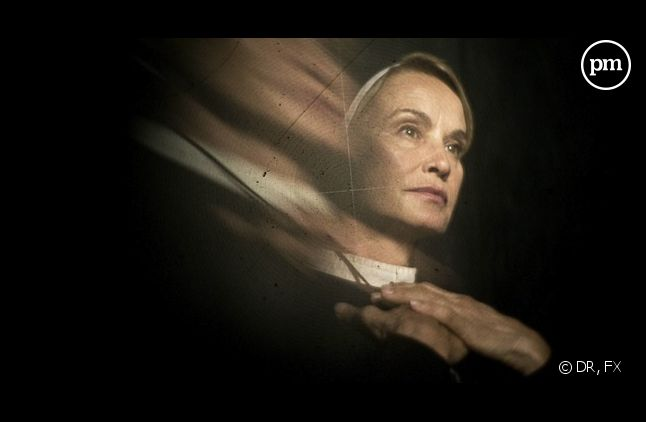 "Jessica Lange dans ""American Horror Story"""