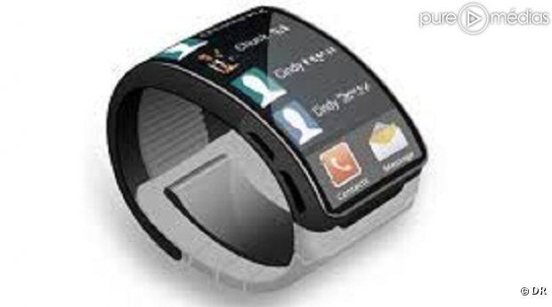 montres connect es samsung veut griller apple. Black Bedroom Furniture Sets. Home Design Ideas