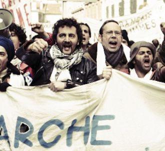 <p>Bande-annonce de 'La Marche' avec Jamel Debbouze.</p>...