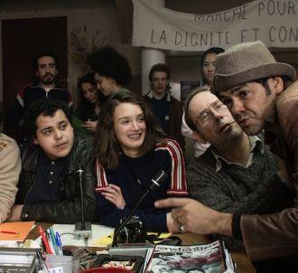 'La Marche' avec Jamel Debbouze.