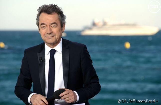 """Michel Denisot sera l'invité du dîner de """"C à vous"""", ce soir."""
