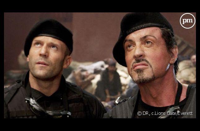 """""""The Expendables : unité spéciale"""" ce soir sur TMC"""