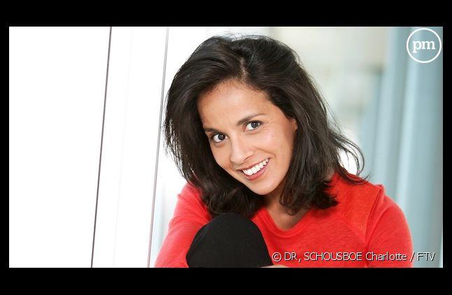 """Sophia Aram avoue ne pas avoir de concept pour """"Jusqu'ici tout va bien"""""""