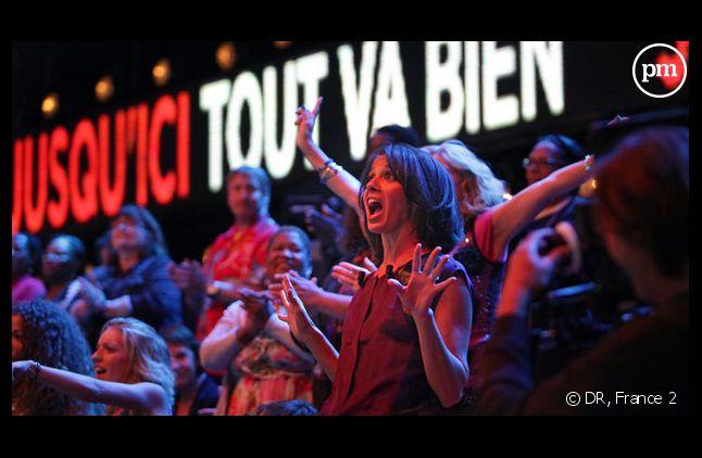Face aux mauvaises audiences de son access, France 2 baisse le prix de ses pubs.