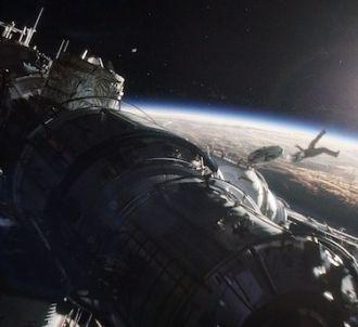 Un journaliste a interrogé le réalisateur de 'Gravity'...