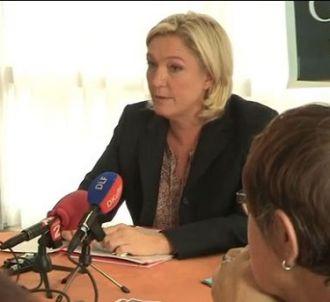 L'opération de com' de Marine Le Pen démasquée par 'Le...