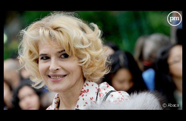 """Fanny Ardant jouera dans '""""Résistances"""" pour TF1."""
