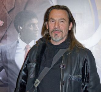 Le chanteur Florent Pagny.