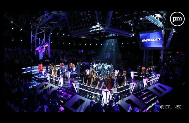 """""""The Voice"""" n'a fait qu'une bouchée de """"The X Factor"""""""