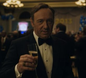 Kevin Spacey dans 'House of cards'
