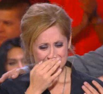 Lara Fabian fond en larmes dans 'Touche pas à mon poste'