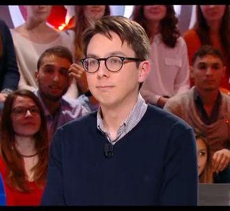 Thibault, le soir sur Canal+.