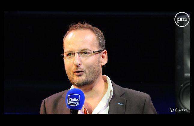 Joël Ronez, le directeur du Mouv'