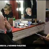 Le comédien Robert Hirsch invité exceptionnel d'Audrey Crespo-Mara sur LCI