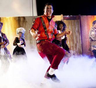 'Thriller' rejoué par l'équipe du 'Before' sur Canal+.