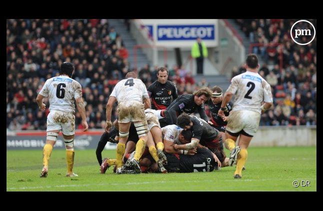 Canal+ et beIN Sports se battent pour le championnat de France de rugby.
