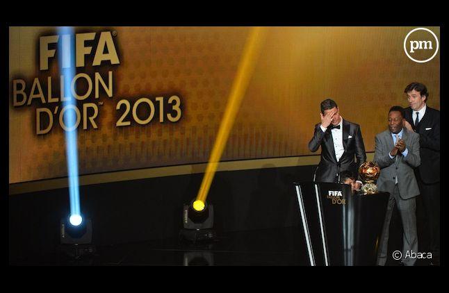 Plus d'un million de téléspectateurs ont suivi la cérémonie du Ballon d'or sur L'Equipe 21