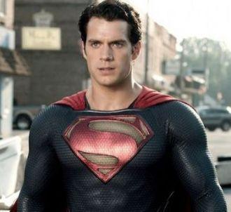 Henry Cavill, le nouveau 'Superman', dans 'Man of Steel'.