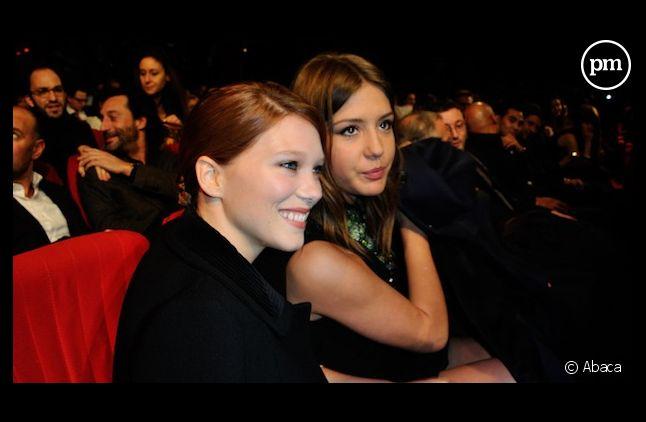 Léa Seydoux et Adèle Exarchopoulos toutes deux primées aux Prix Lumières