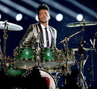 Le show de Bruno Mars au Super Bowl