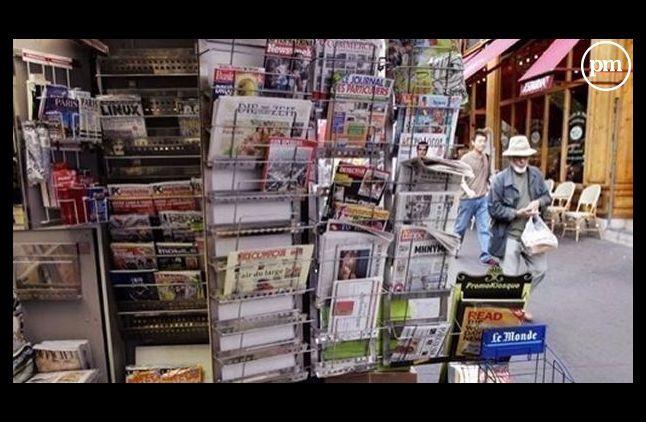 Les ventes des quotidiens nationaux une nouvelle fois en baisse
