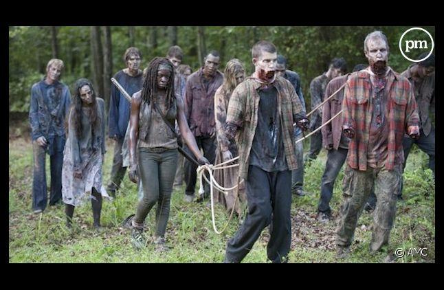 """Retour en grande forme pour """"The Walking Dead"""""""