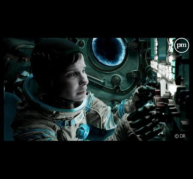 """Sandra Bullock : au moins 70 millions de dollars pour """"Gravity"""""""