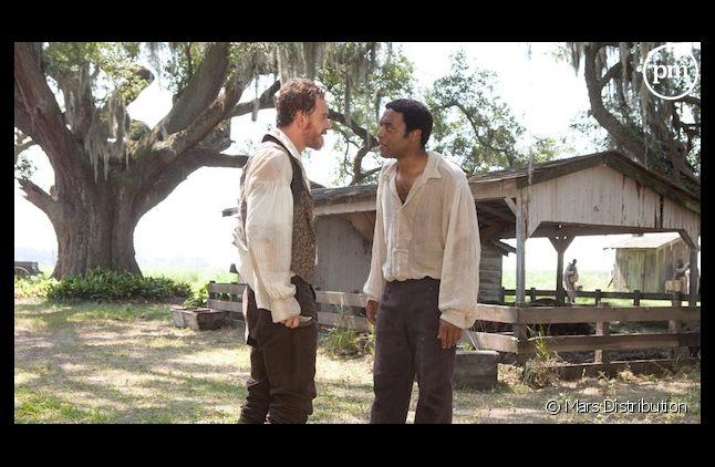 "Le film de Steve McQueen ""12 Years a Slave"""