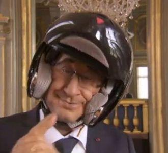 'Les Guignols de l'info' de Canal+ parodie le clip de...