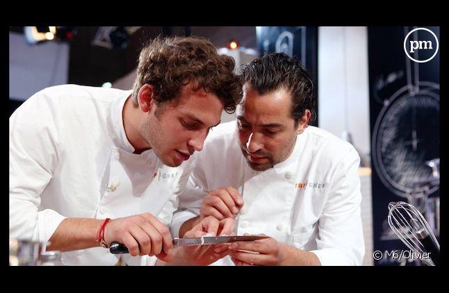 """Jérémy et Pierre dans """"Top Chef 2014"""""""